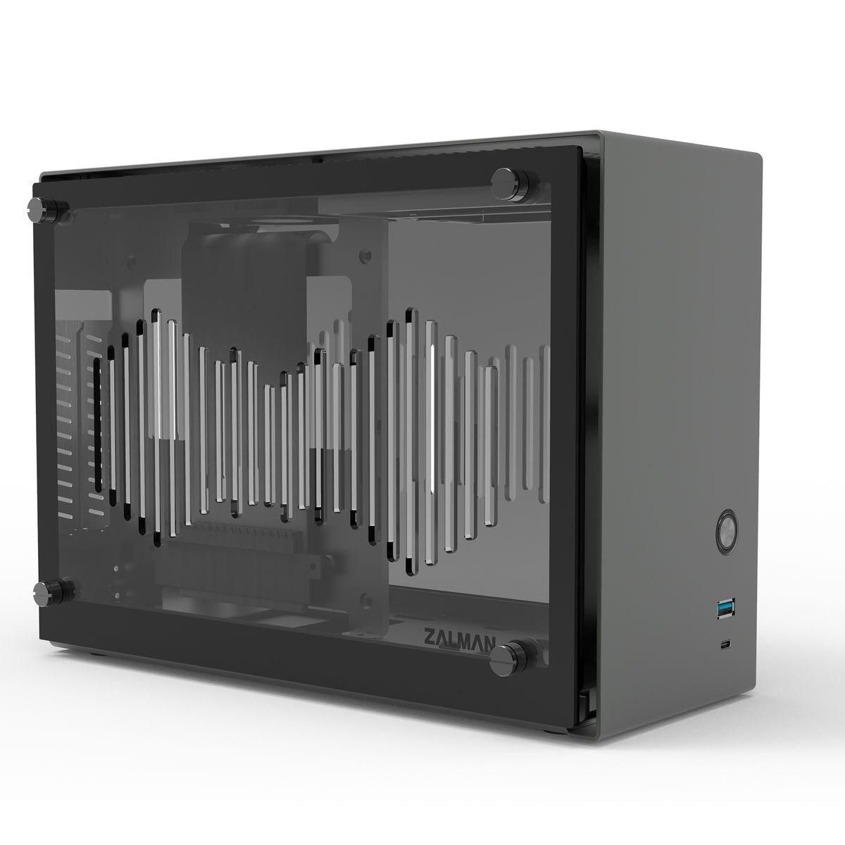 ZALMAN PCケース M2 Mini(Gray) M2-Mini(Gray)