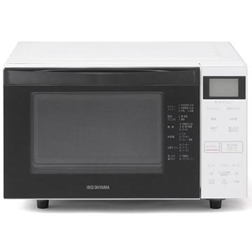 アイリスオーヤマ オーブンレンジ 18L ホワイト MO-F1807-W
