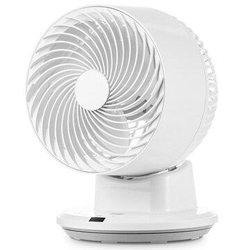 YAMAZEN 18cm DCサーキュレーター 温度センサー付 ホワイト YAR-SBD18-W
