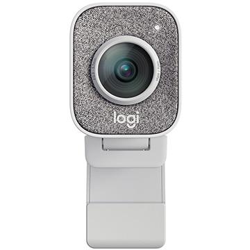 Logicool ウェブカメラ マイク内蔵 USB-C接続 StreamCam ホワイト[有線] C980OW