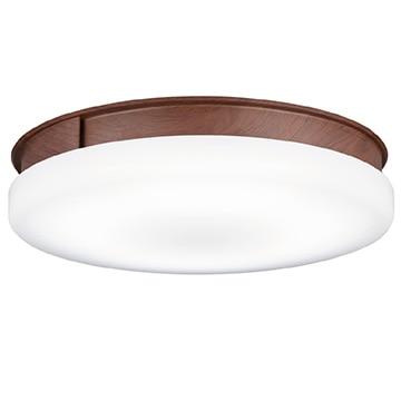 スワン電器 LED シーリングファンライト UZUKAZE(うずかぜ) FCE-505BR