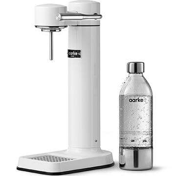 Aarke(アールケ) 炭酸水メーカー カーボネーター3 ホワイト(ソーダストリームガスシリンダー対応) AA-1202