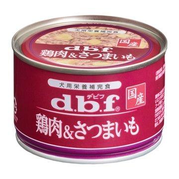 デビフペット 株式会社 ■鶏肉&さつまいも 150g