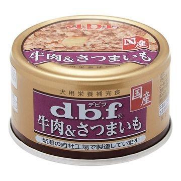 デビフペット 株式会社 ■デビフ 牛肉&さつまいも 85g