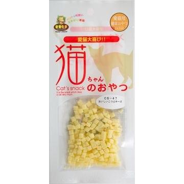 株式会社 マルジョー&ウエフク ■猫ちゃんのおやつ おいしいこつぶチーズ 15g