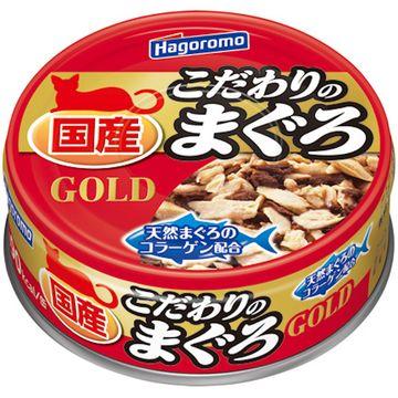 はごろもフーズ 株式会社 ■こだわりのまぐろゴールド 80g