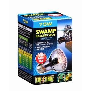 ジェックス 株式会社 ■スワンプグロー防滴ランプ 75W PT3781