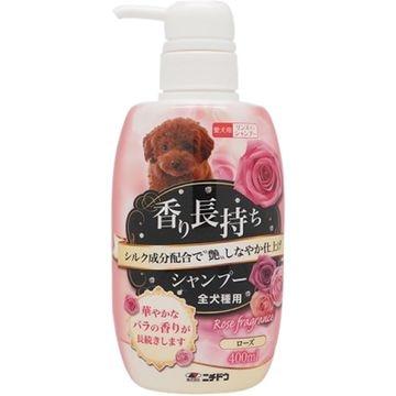 株式会社 ニチドウ ■香り長持ちシャンプー ローズ 400ml