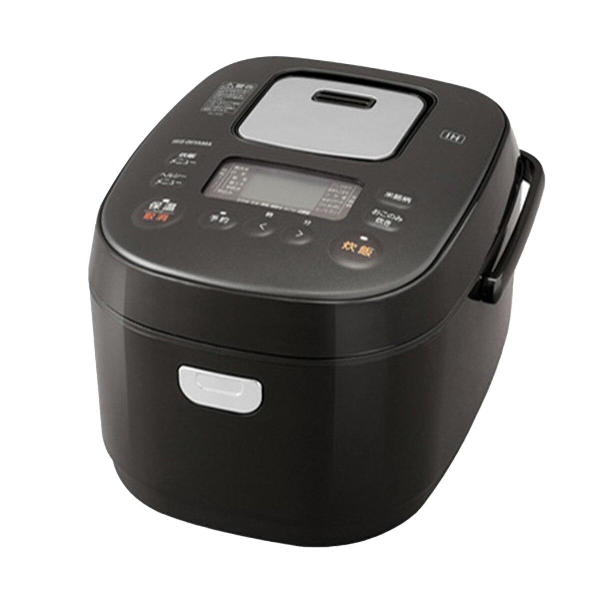 アイリスオーヤマ IHジャー炊飯器 5.5合 ブラック RC-IK50-B