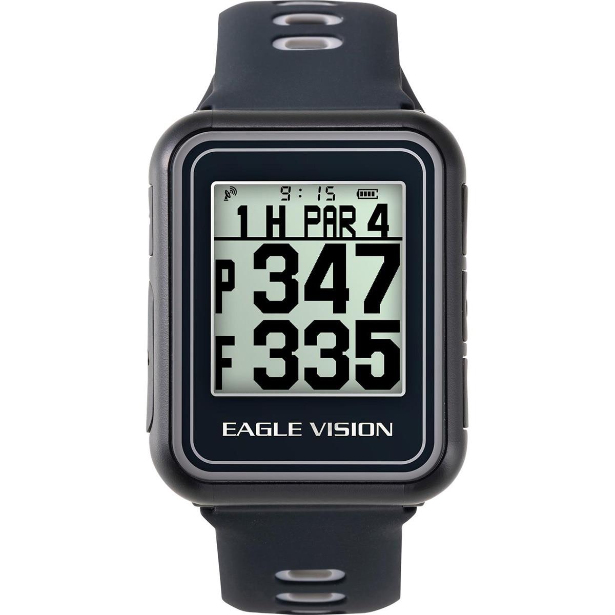 EAGLEVISION GPS EAGLE VISION watch5 EV-019 BK 4981318485528