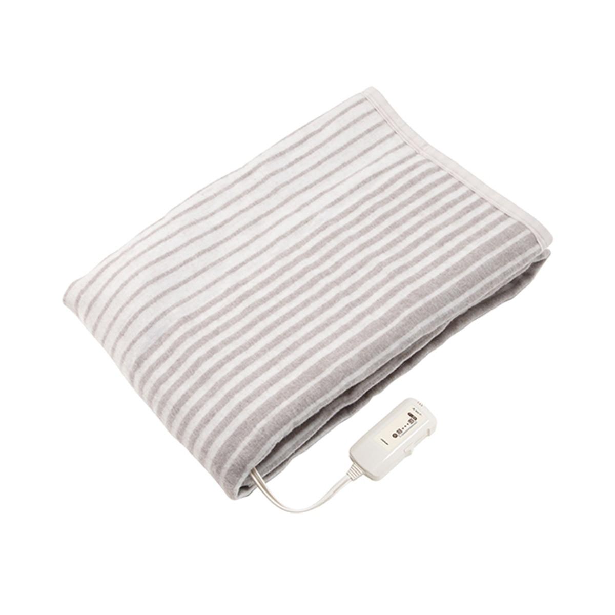 コイズミ 電気掛敷毛布 約188×130cm KDK-60211