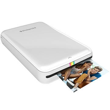 【箱に難あり中身で勝負】 Polaroid ZIP Mobile Printer White POLMP01W