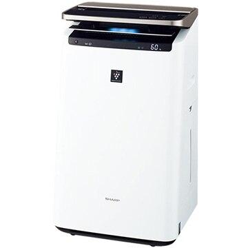 シャープ 加湿空気清浄機 プレミアムモデル プラズマクラスターNEXT ホワイト KI-HP100-W