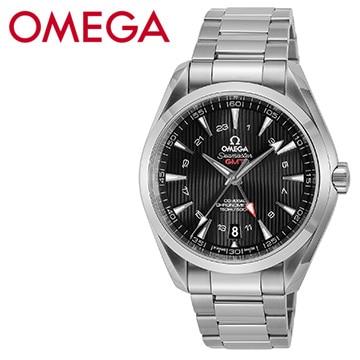 オメガ シーマスター アクアテラ 150M GMT 231.10.43.22.01.001