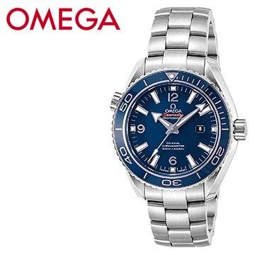 オメガ 腕時計 シーマスタープラネットオーシャン メンズ ブルー 232.90.38.20.03.001