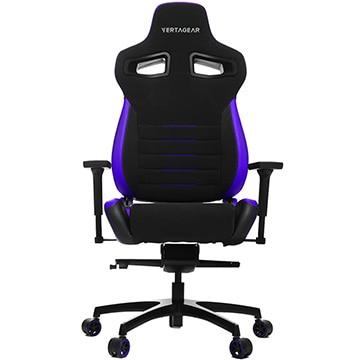 11月23日(土)登場超目玉商品「Racing Series P-Line PL4500 Coffee Fiber with Silver Gaming Chair Black&Purple」