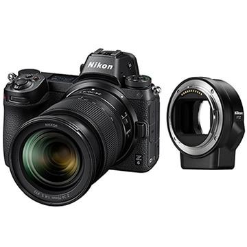 ニコン ミラーレスカメラ Z 6 24-70+FTZマウントアダプターキット Z6LK24-70FTZKIT