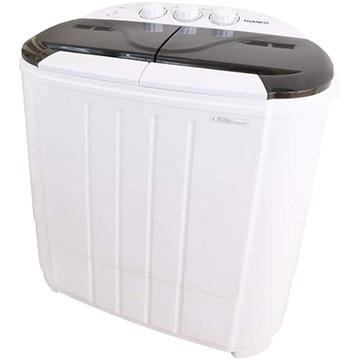 サンコー 小型二槽式洗濯機「別洗いしま専科3」【配送のみ設置無し 軒先渡し】 STTWAMN3