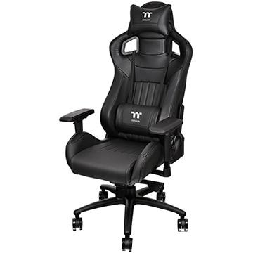Thermaltake ■X Fit Gaming chair -Black- GC-XFS-BBMFDL-01