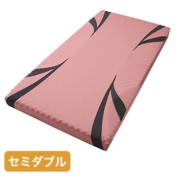nishikawa ■AiR ベッドマットレス ピンク 高反発 厚み14cm セミダブル HC19801627