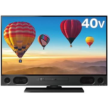 三菱電機 REAL 40V型4K録画液晶テレビ 4KBS/CSチューナー内蔵 LCD-A40RA2000