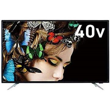 ORION 40V型4K液晶TV BS/CS4Kチューナー内蔵 OL40XD100