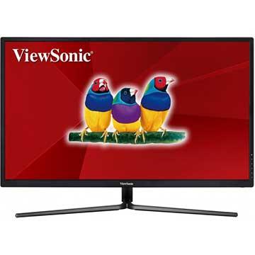 ★17時!先着1台限定でさらに30,000ポイント&さらにポイント!ViewSonic 31.5型ワイドモニター 4K VAパネル VX3211-4K-MHD-7が送料無料39,800円!