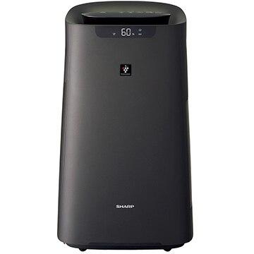 SHARP 加湿空気清浄機 ハイグレードモデル プラズマクラスター25000 ブラウン KI-LS70-T