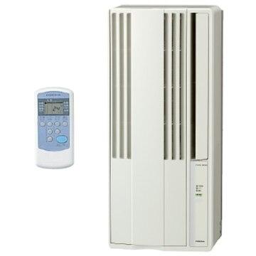 コロナ ウインドエアコン(窓用エアコン) 冷房専用 ReLaLa おもに4.5-7畳用 CW-1821-W