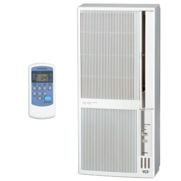 コロナ ウインドエアコン(窓用エアコン) 冷暖房兼用 ReLaLa おもに4.5-7畳用 CWH-A1821-WS