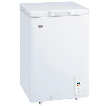 ハイアール 上開き式冷凍庫 103L 直冷式 【配送のみ設置無し 軒先渡し】 JF-NC103F-W