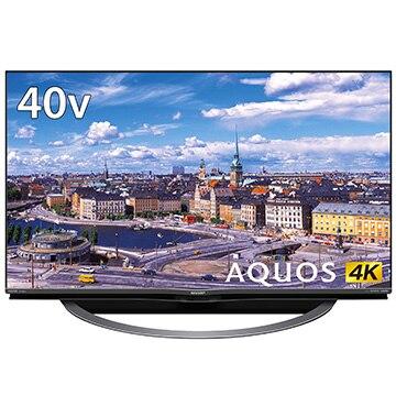 シャープ 4K対応 40V型液晶テレビ AQUOS AJ1ライン 4T-C40AJ1