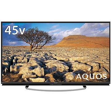 シャープ 45V型液晶テレビ AQUOS LC-45W5