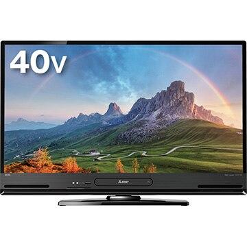 三菱電機 40V型録画液晶テレビ REAL LCD-A40BHR11