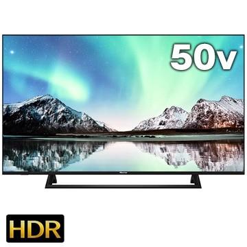 ハイセンス 新4K衛星放送チューナー内蔵 50V型液晶テレビ 50E6800