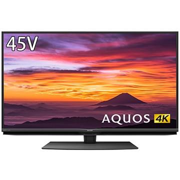 SHARP AQUOS 45V型4K液晶テレビ 新4K衛星放送チューナー内蔵 BN1ライン 4T-C45BN1
