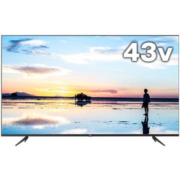 TCL 4K対応 43型液晶テレビ K60シリーズ 43K600U