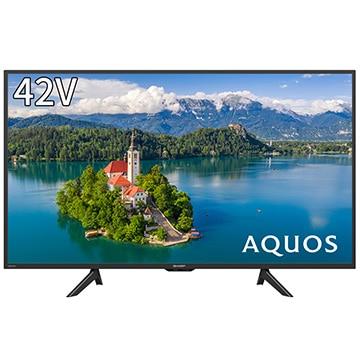 SHARP AQUOS 液晶テレビ 42V型 直下型LEDバックライト搭載 2T-C42BE1
