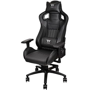 ■X Fit Gaming chair -Black-