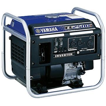 【送料無料】YAMAHA 2.5kVA オープン型 インバータ発電機 EF-2500i