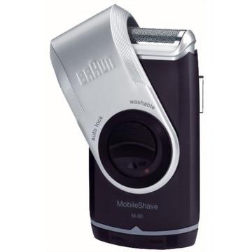 <ひかりTV>【送料無料】シェーバー モバイルシェーブ 【乾電池式】 M-90画像