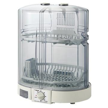 <ひかりTV>【送料無料】食器乾燥器 グレー EY-KB50-HA