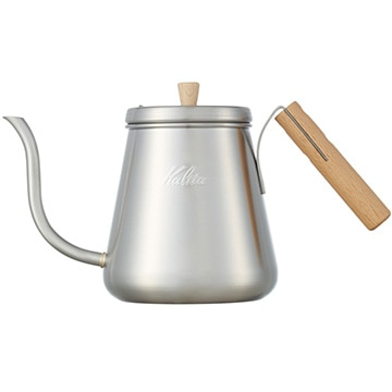 Kalita ★コーヒーポット ステンレス製 1000ml DP1000W 52231