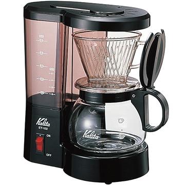 Kalita コーヒーメーカー ブラック ET-102 41005