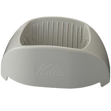 Kalita 1杯専用コーヒードリッパー カフェトール グレー 04095