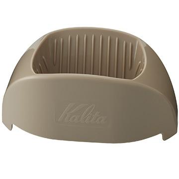 Kalita 1杯専用コーヒードリッパー カフェトール ブラウン 04093