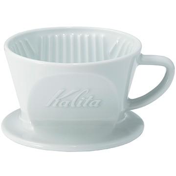 Kalita HA 101 陶器製ドリッパー (1~2人用) 01010