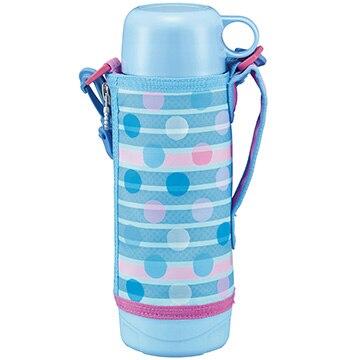 タイガー魔法瓶 ステンレスボトル(サハラ) 0.5L ブルードット MBO-H050AT