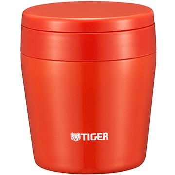 タイガー魔法瓶 ステンレスカップ(スープカップ) チリレッド MCL-B025RC