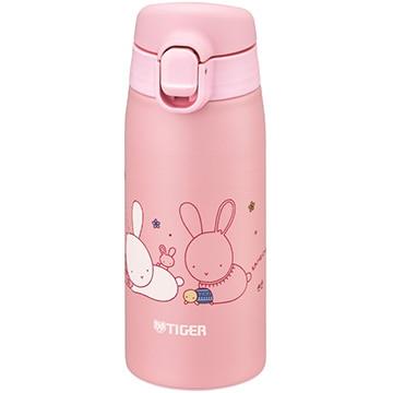 タイガー魔法瓶 ステンレスミニボトル(サハラマグ)かめいち堂 0.35L ウサギ MCT-A035P